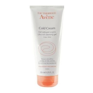 Avene cold cream gel nettoyant surgras 250 ml