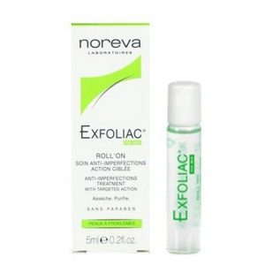 Noreva Exfoliac Roll'On Anti-Imperfections 5 ml