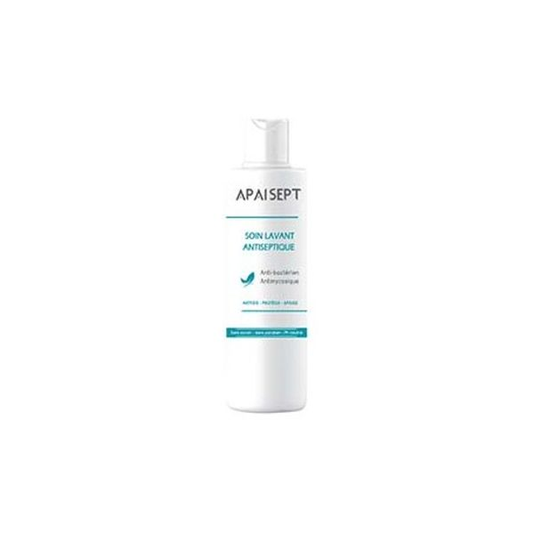 APAISEPT soin lavant Antiseptique,paraderm,parapharmacie maroc