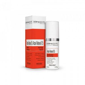 DERMACEUTIC Activ Retinol 0.5 Serum Anti-Age Avant 45 ans 30ml