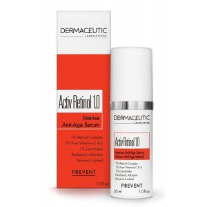 DERMACEUTIC Activ Retinol 1.0 - Serum Anti-Âge Intensif - Flacon Airless 30ml