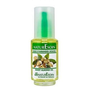 NatureSoin Huile D'amandes Douces 50ml
