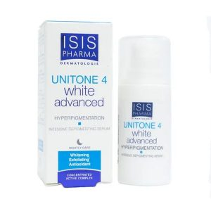 ISIS Pharma UNITONE 4 WHITE ADVANCED Sérum Dépigmentant Intensif 15 ml